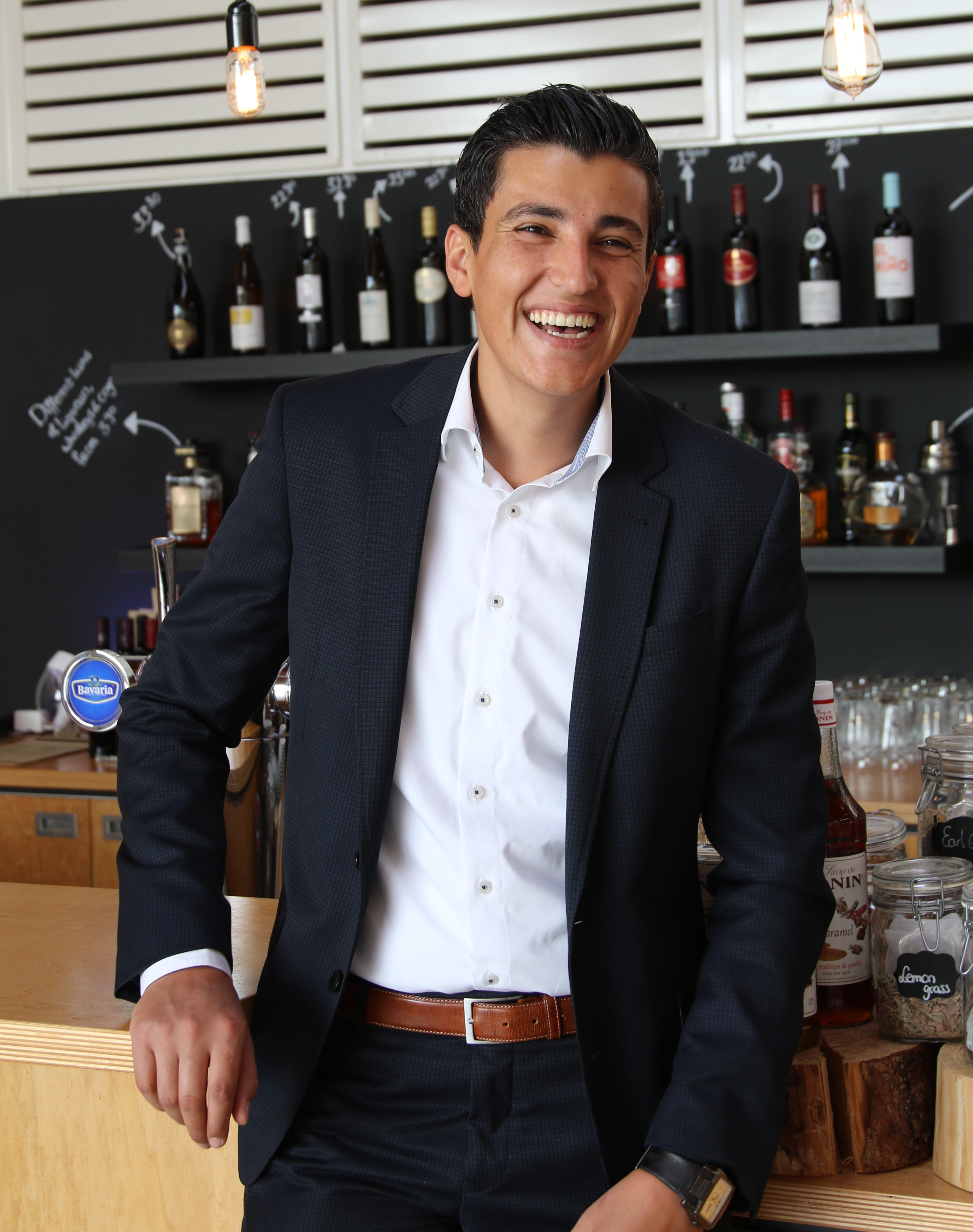 Arash Mostafa genomineerd voor F&B Professional of the Year 2018