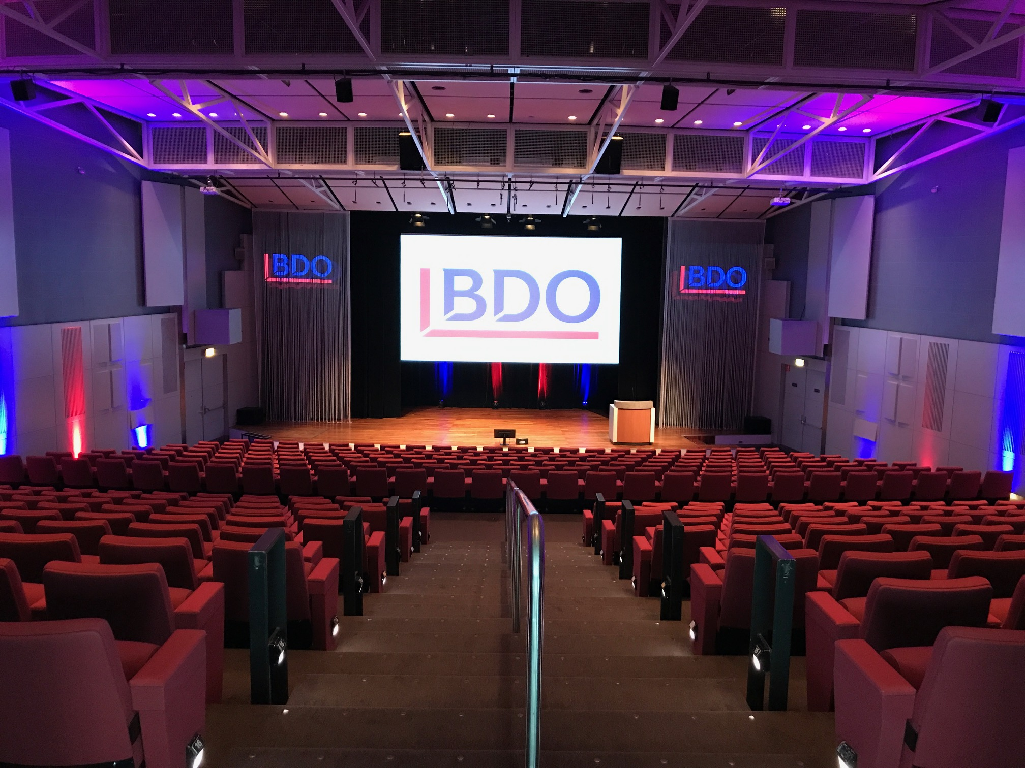 Philips Hall BDO