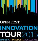 Open Text Innovation Tour